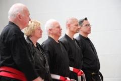 2. Dan-Prüfung Goshin-Jitsu 2019 beim VfB Forchheim e.V.